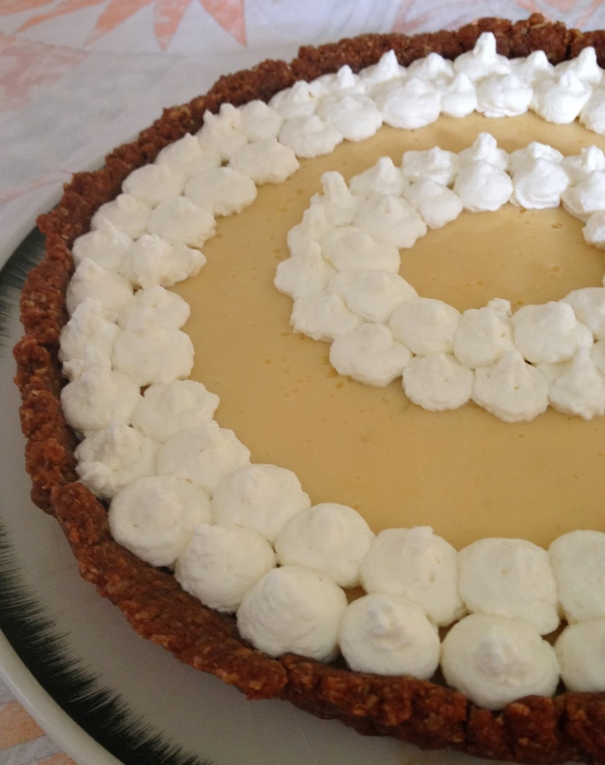 Sweet Kwisine, Keys, key lime pie, tarte au citron